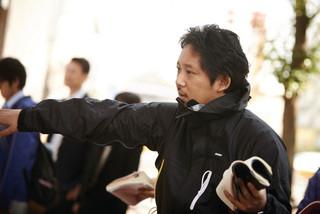 「22年目の告白」など話題作を 手がけた入江悠監督「SR サイタマノラッパー」