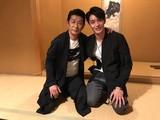 永瀬正敏、愛媛県観光大使に就任 「KANO」ツァオ・ヨウニンと再会