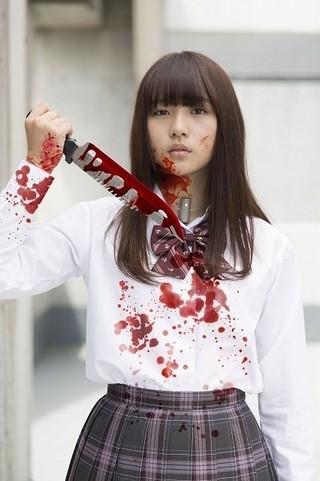 スパガ浅川梨奈「人狼ゲーム」第6弾で長編映画初主演!血みどろ&ハードな役に挑戦