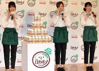 乃木坂・高山一実 CM共演の西野七瀬&白石麻衣のかわいさにゾッコン「アップに耐えられる」