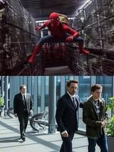 新米ヒーロー、アイアンマンからお説教?「スパイダーマン」新場面写真一挙公開!