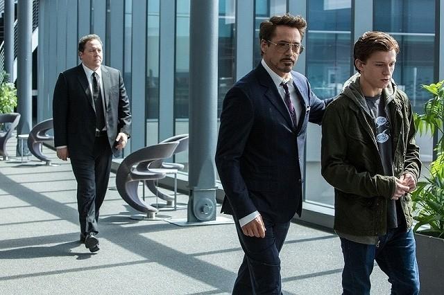 新米ヒーロー、アイアンマンからお説教?「スパイダーマン」新場面写真一挙公開! - 画像3