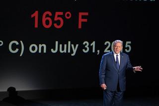 アル・ゴア氏、新作「不都合な真実2」で米「パリ協定離脱」に切り込む