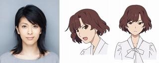 """松たか子「アナ雪」エルサ以来のアニメ声優!「打ち上げ花火」で広瀬すず""""母""""に"""