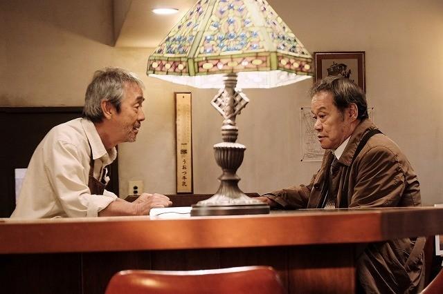 西田敏行VS寺尾聰、初対決!浅田次郎原作「琥珀」で本格共演実現