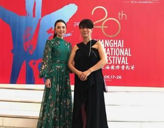 田中麗奈、上海国際映画祭に初参加!浅野忠信との主演作引っさげレッドカーペットへ