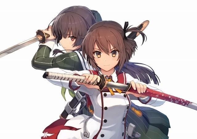 オリジナルアニメ「刀使ノ巫女」