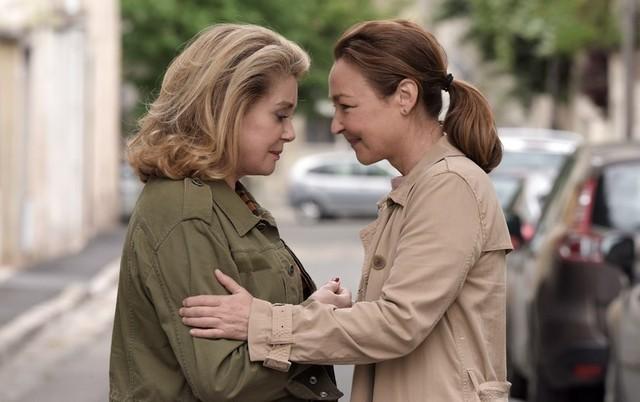 フランスを代表する2大女優が初共演