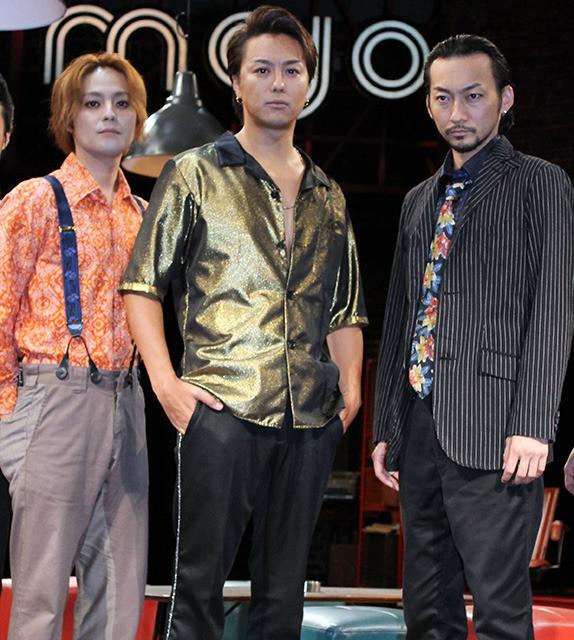 TAKAHIRO、初舞台前に決意「できる限り引っ張りたい」共演者の絶賛には大盤振る舞い!?