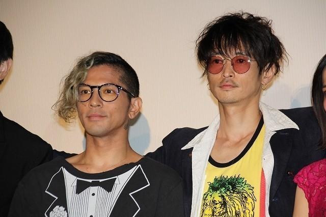 Dragon Ash降谷建志、窪塚洋介との初共演作で「新人俳優」といじられる