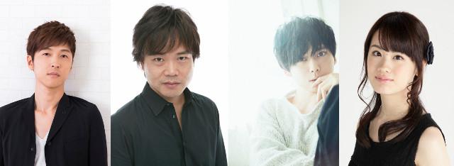 劇場版「はいからさんが通る」に櫻井孝宏、梶裕貴、中井和哉、瀬戸麻沙美が出演!