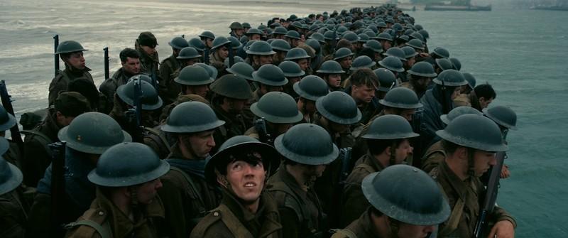 ノーラン新作「ダンケルク」上映時間は約110分!敵機接近を予感させる劇中カットが公開
