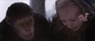 """猿と人類の""""人間性""""をかけた戦いが展開「猿の惑星」"""