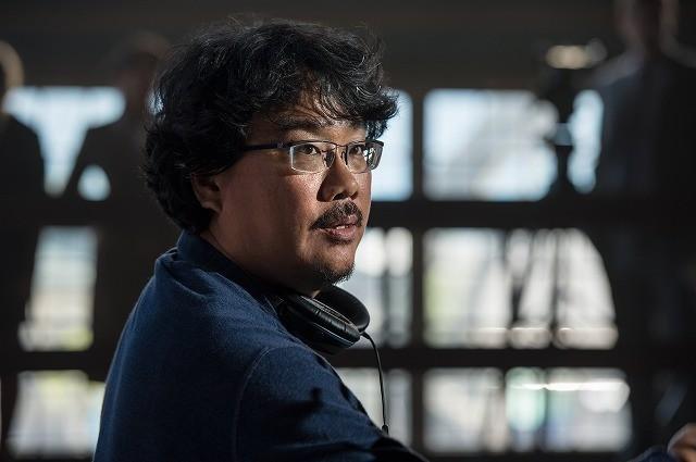「オクジャ」を引っさげ来日した ポン・ジュノ監督にインタビュー