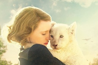 J・チャステイン主演で奇跡の実話映画化「ユダヤ人を救った動物園」12月公開決定