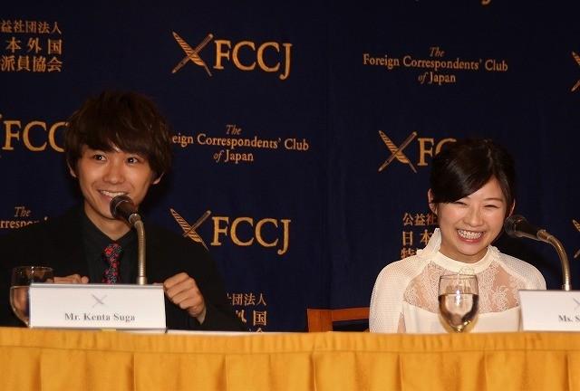 伊藤沙莉&須賀健太、慣れない英語にド緊張