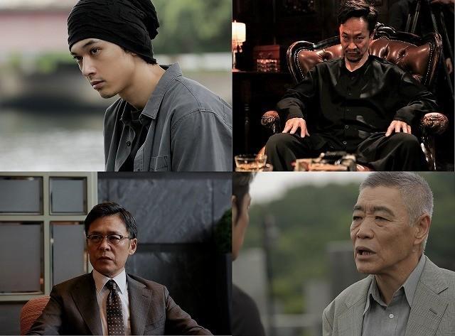 出演が明らかになった吉沢亮、 中村達也、柄本明、光石研