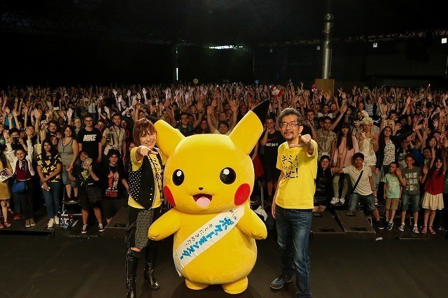 Japan Expo Paris 2017で映画 「ポケモン」最新作が上映