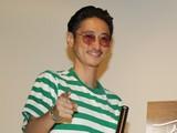 窪塚洋介、親バカ全開「赤ちゃんかわいいな~。メロメロなんです」
