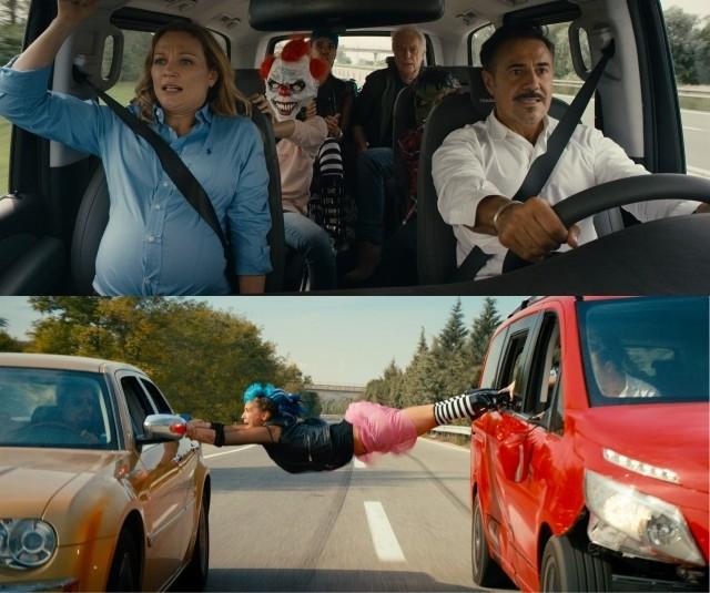 制御不能の暴走車が渋滞まっしぐら!運転手のとった行動は?「ボン・ボヤージュ」本編映像
