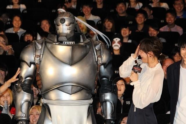 本田翼「鋼の錬金術師」ウィンリィ役の重責告白「嬉しさと不安で言葉出てこなかった」 - 画像9