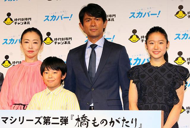 松雪泰子、時代劇版「北の国から」でダメ母役に 子役の「本当のお母さんだったらイヤ」に納得!?
