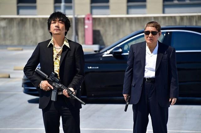 """たけし、西田敏行らの""""強面バトル""""開幕!「アウトレイジ 最終章」場面写真公開"""