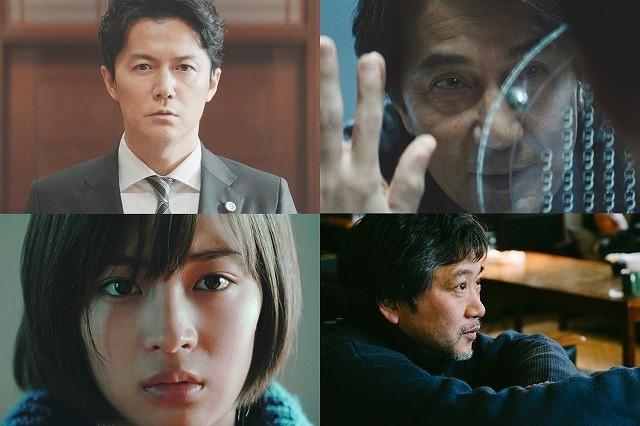 是枝裕和監督22年ぶり!福山雅治主演「三度目の殺人」ベネチア映画祭コンペ選出