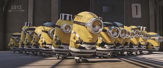 【国内映画ランキング】「怪盗グルーのミニオン大脱走」興収31億突破でV3!2位は「仮面ライダーエグゼイド」