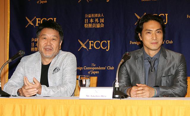 原田眞人監督、外国人記者に「関ヶ原」の意義を説く「石田三成は今の日本に必要な人物」