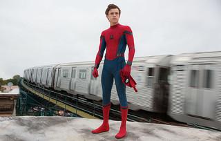 アクションシーンの撮影でも 積極的にアイデアを提供「スパイダーマン ホームカミング」