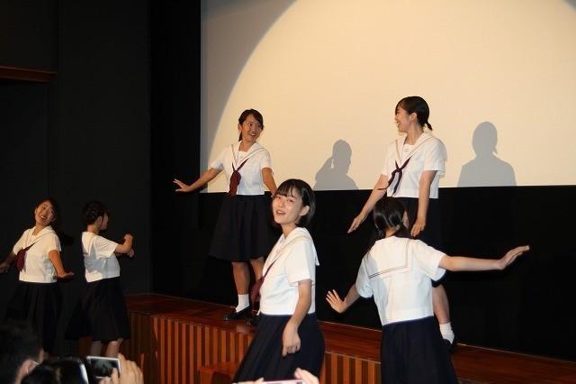 柴口勲監督が中高生40人と挑んだ映画公開!少女の心に芽生えた新たな夢 - 画像4