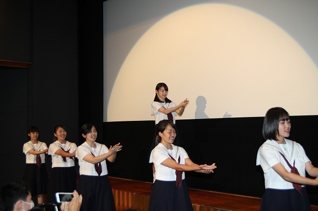柴口勲監督が中高生40人と挑んだ映画公開!少女の心に芽生えた新たな夢 - 画像5