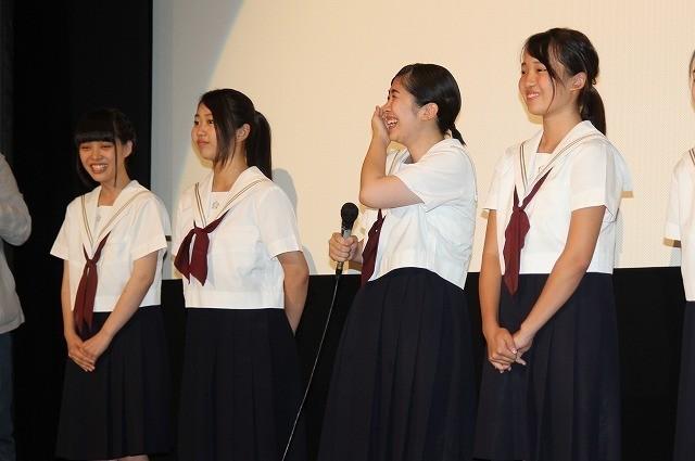 柴口勲監督が中高生40人と挑んだ映画公開!少女の心に芽生えた新たな夢 - 画像1