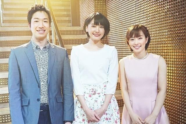 水谷隼&石川佳純は本人役で新垣結衣と共演!
