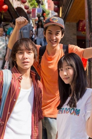 大野拓朗&落合モトキ&岡本夏美の青春ロードムービー「台湾より愛をこめて」製作決定!