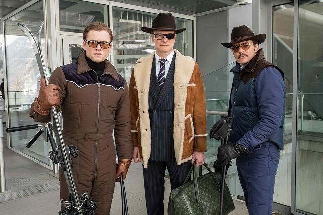 ハリーだけスーツだけど……