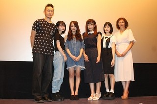 ミスiD2017杉本桃花、ホラー映画「血を吸う粘土」現場の恐怖体験を告白