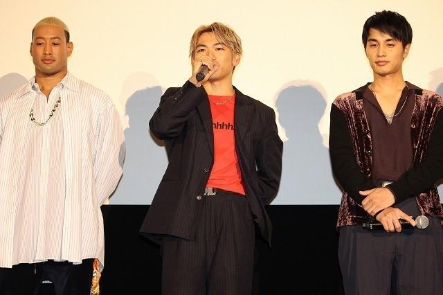 岩田剛典「HiGH&LOW」初参戦のNAOTOとのタイマンは「照れくさかった」