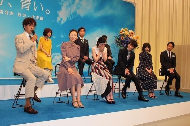 佐藤健&松雪泰子、永野芽郁主演「半分、青い。」で朝ドラ初出演! - 画像11