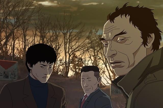 善良な顔のインチキ教団VS醜い現実、信じたいのは…?韓国発社会派アニメ公開