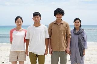 鶴田真由、太賀、阿部純子が共演「淵に立つ」