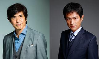 佐藤浩市、6年ぶり連ドラ主演作「石つぶて」で江口洋介と初共演!巨悪に挑む刑事に