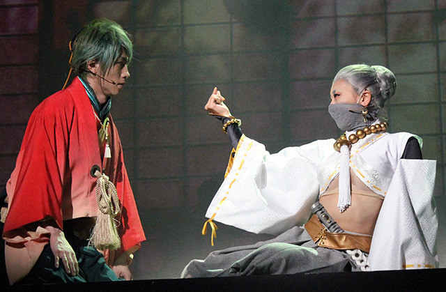 浅田舞、初挑戦舞台でフィギュア仕込みの殺陣披露「だいぶシェイプアップできた」 - 画像5