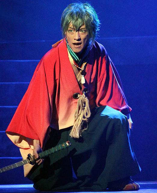 浅田舞、初挑戦舞台でフィギュア仕込みの殺陣披露「だいぶシェイプアップできた」 - 画像2