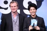 岩田剛典、ノーラン監督から「ダンケルク」サイン入り脚本を贈られ喜び爆発!