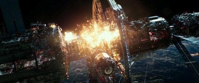ウイルス感染した宇宙ステーション