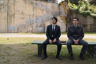 永瀬が演じるのは日本から来た詩人という独創的な役柄「パターソン」