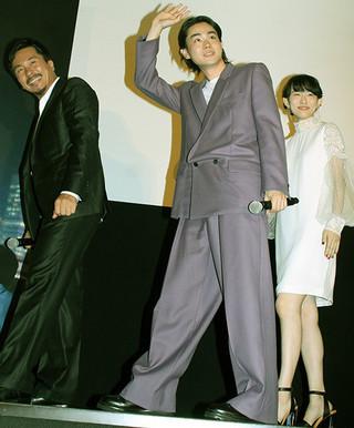 菅田将暉「あゝ、荒野」で壮絶な激闘も「構えずにミニオンだと思って見て」