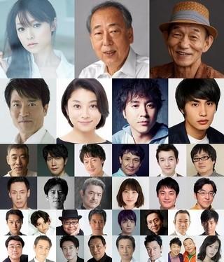 深田恭子、ムロツヨシらが長瀬智也主演「空飛ぶタイヤ」出演!豪華キャスト37人一挙発表